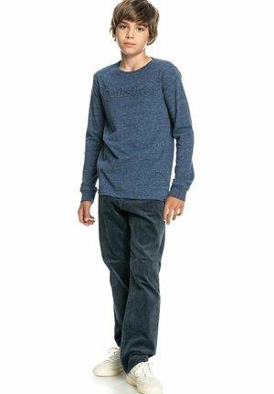 NEW SLANG  - Longsleeve - insignia blue heather