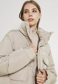 Sixth June - Winter coat - beige - 3