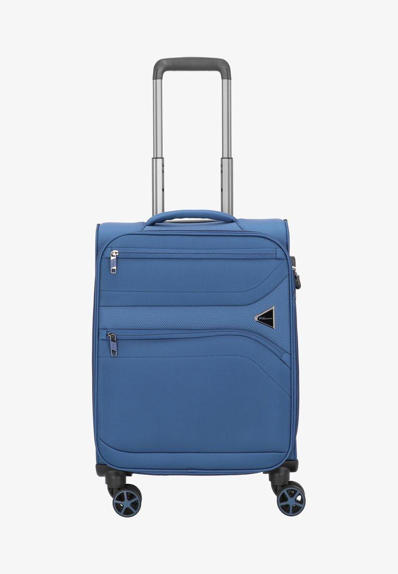 Cocoono - DEVOTION - Valise à roulettes - blue