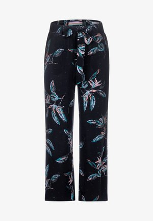 MUSTER - Trousers - blau