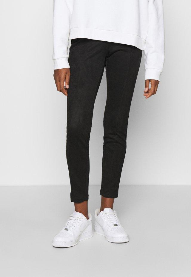 PCSEVAN - Leggings - Trousers - black