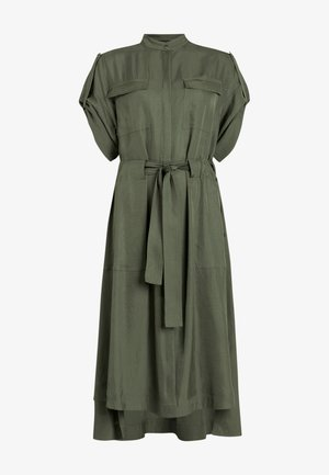 LUCIANA - Shirt dress - green
