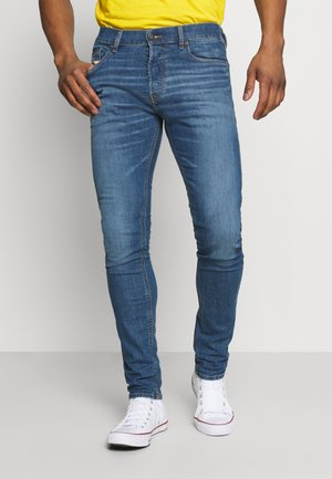 D-LUSTER - Jean slim - medium blue