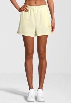 Shorts - wax yellow
