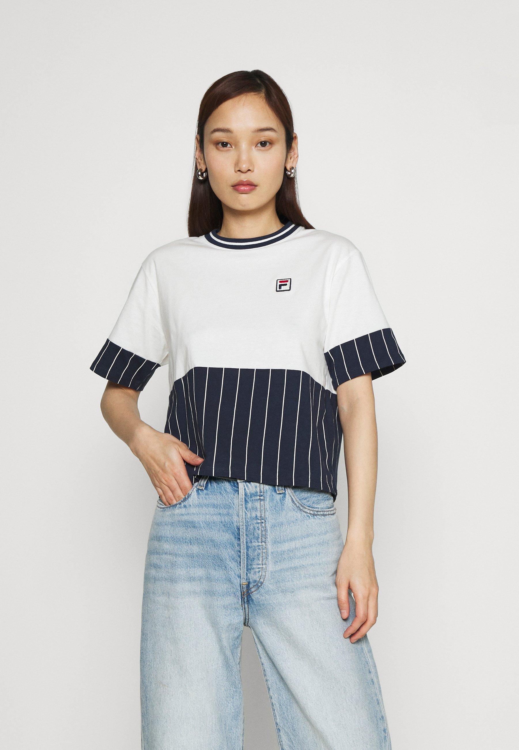 Women HANAE CROPPED TEE - Print T-shirt