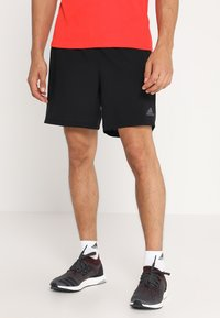 adidas Performance - SUPERNOVA SHORT - Korte sportsbukser - black - 0