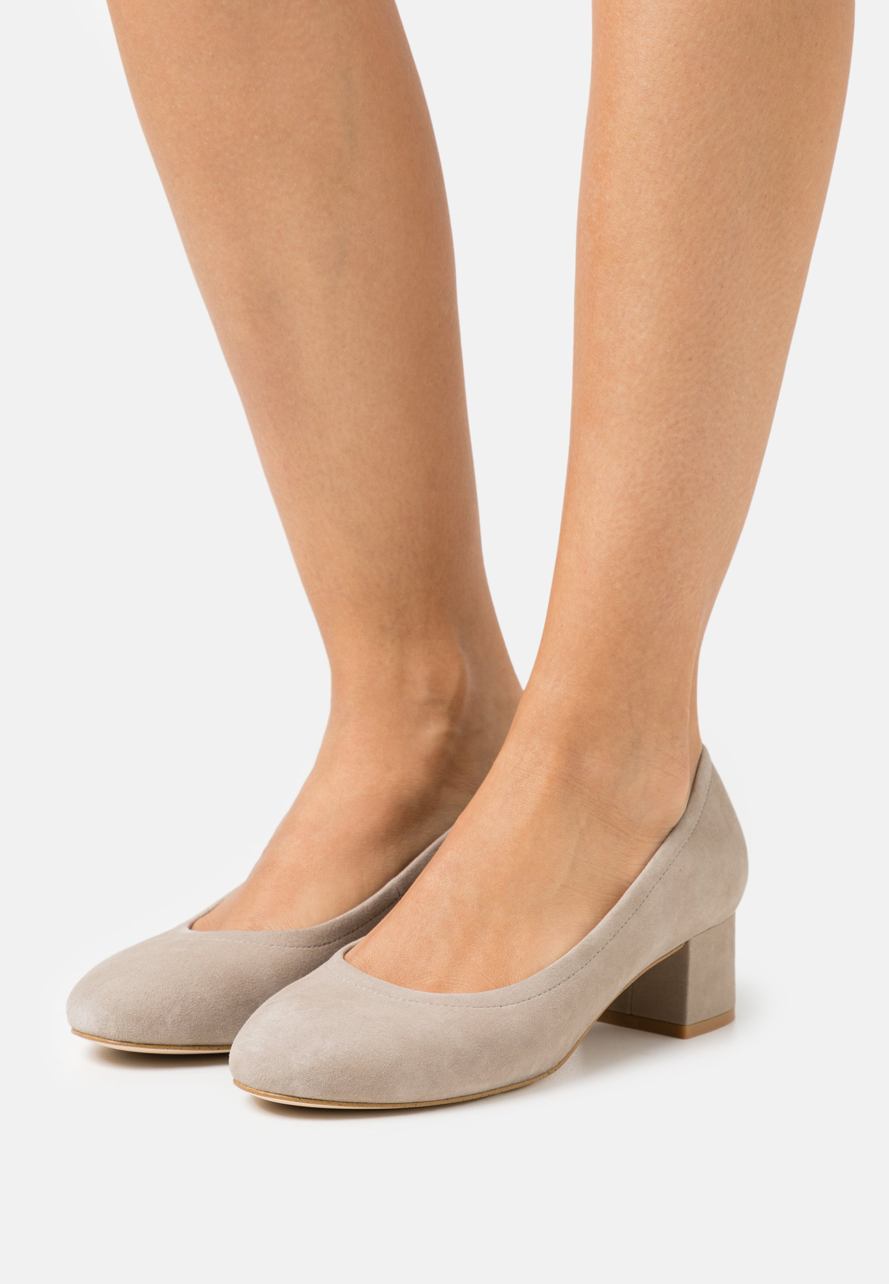 Women LEATHER COMFORT - Classic heels