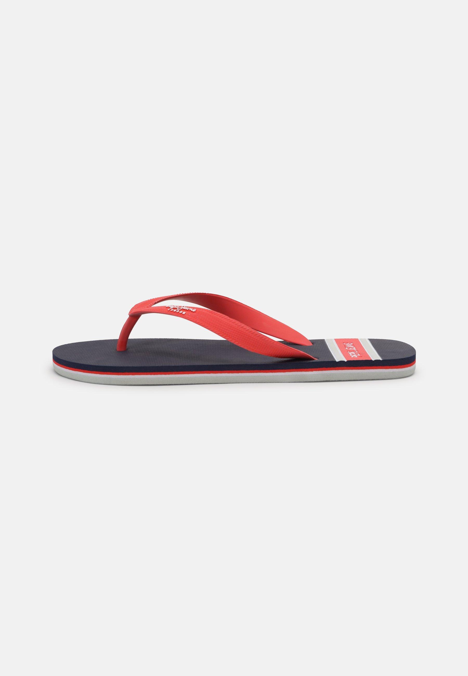 Men BAY BEACH MAN - T-bar sandals