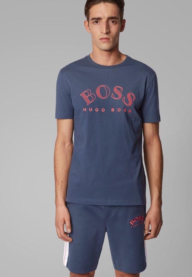 TEE 1 - T-shirt con stampa - dark blue