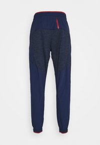 Nike Performance - ELITE PANT - Tracksuit bottoms - midnight navy/reflective silver - 7