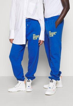 BALANCE JOGGER UNISEX - Trainingsbroek - blue