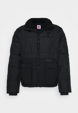 HEGO - Winter jacket - caviar