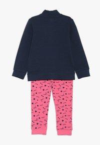 OVS - BABY ZIP SET - Zip-up hoodie - dress blues - 1