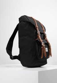 Herschel - LITTLE AMERICA MID VOLUME - Rygsække - black - 3