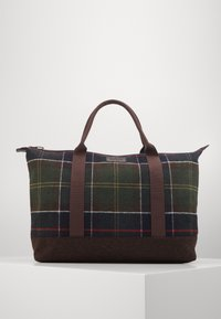 Barbour - ELGIN HOLDALL - Tote bag - multi-coloured/green - 1