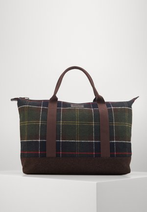 ELGIN HOLDALL - Torba na zakupy - multi-coloured/green