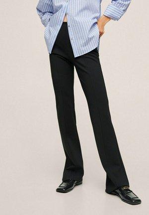 ÉVASÉ - Trousers - noir