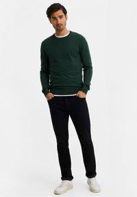 WE Fashion - Neule - moss green - 1
