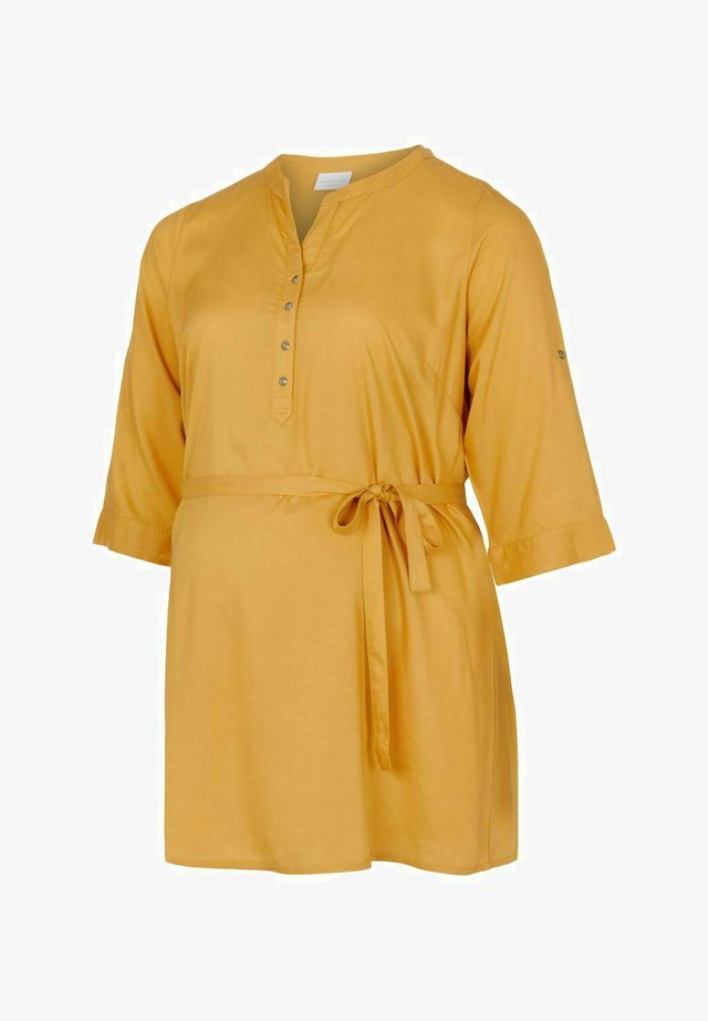 MLMERCY TUNIC - Tunica - golden apricot