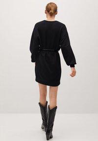 Mango - SILVA - Day dress - noir - 2
