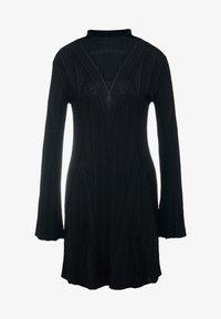 House of Dagmar - Vestito elegante - black - 6