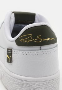Puma - RALPH SAMPSON MC POP UNISEX - Trainers - white/forest night - 5