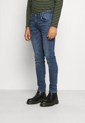 STOCKHOLM - Slim fit jeans - driver blue