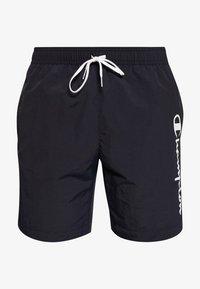 Champion - BEACHSHORT LEGACY - Swimming shorts - navy - 2