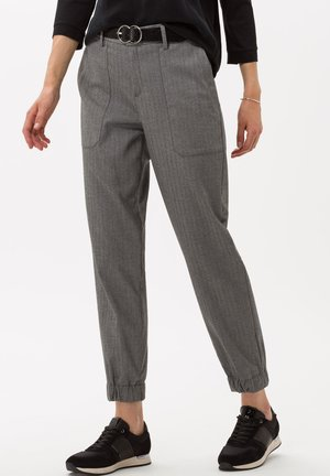 STYLE MELO S - Chinos - anthracite