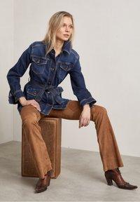 Hunkydory - Denim jacket - mid blue - 2