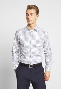 Selected Homme - SLHSLIMPEN MARVIN - Shirt - bright white - 0