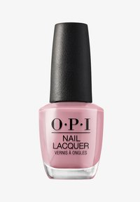 OPI - SPRING SUMMER 19 TOKYO COLLECTION NAIL LACQUER - Nail polish - nlt80 rice rice baby - 0