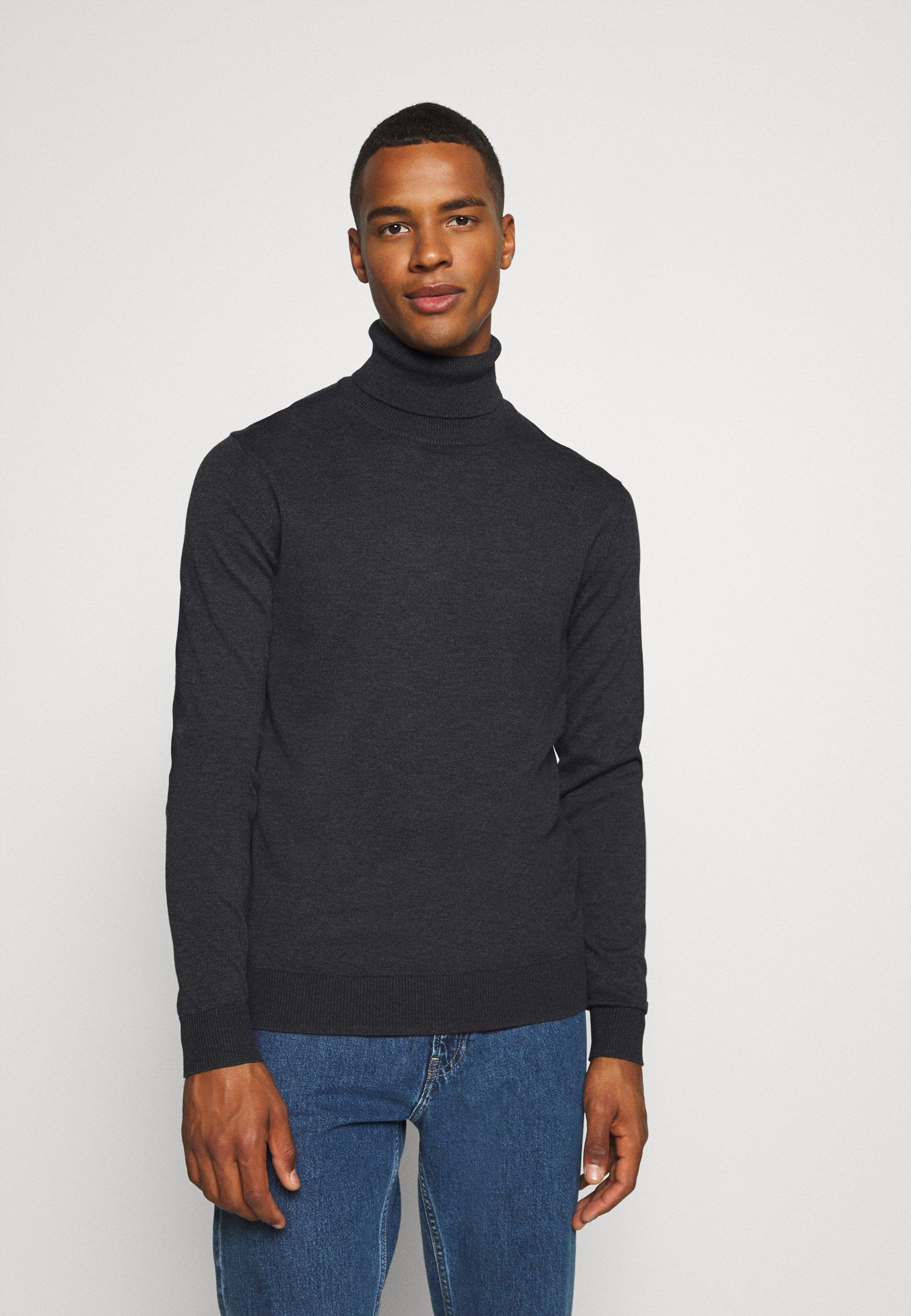 Homme JPRFAST ROLL NECK  - Pullover