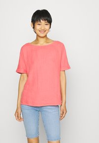 s.Oliver - KURZARM - Blouse - coral red - 2
