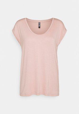 PCBILLO TEE - T-shirt basic - misty rose