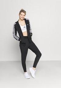 adidas Performance - BAR - Pantalones deportivos - black/white - 1