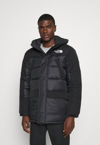 The North Face - HIMALAYAN INSULATED PARKA - Winter coat - black - 0