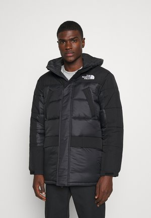 HIMALAYAN INSULATED PARKA - Cappotto invernale - black