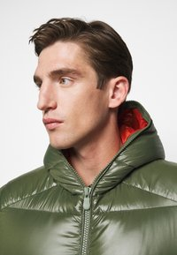 Save the duck - LUCKY - Winter jacket - thyme green - 6