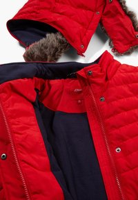s.Oliver - Winter coat - red - 2