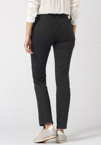 BRAX - STYLE PAMINA - Slim fit jeans - black - 1