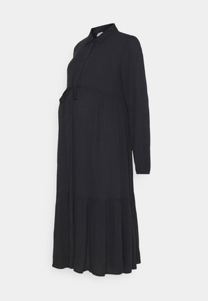 MLFAUNA DRESS - Shirt dress - dark navy