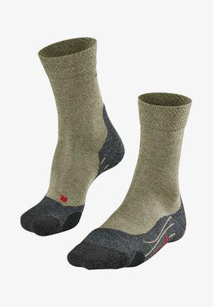 Chaussettes de sport - khaki