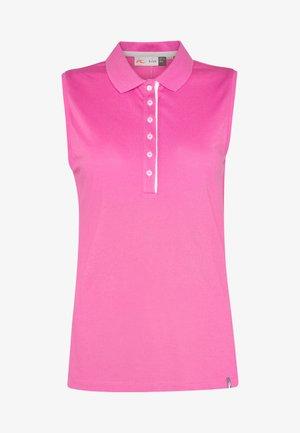 WOMEN SANNA - Koszulka polo - pink divine