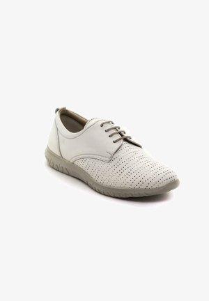 Zapatos de vestir - blanco