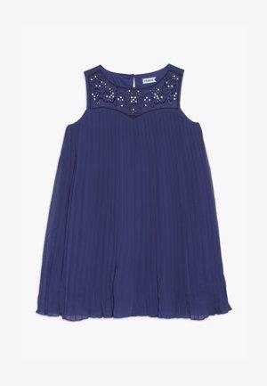 Cocktail dress / Party dress - navy blue