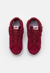 Nike Sportswear - BLAZER MID '77 UNISEX - Baby shoes - team red/white/black - 3