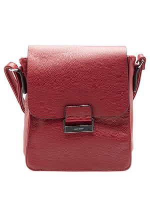 TALK DIFFERENT  - Across body bag - red