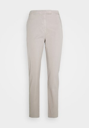 TAPERED PANT - Kangashousut - comet grey