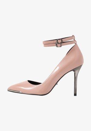 ONLCHARLIE  - Zapatos altos - rose